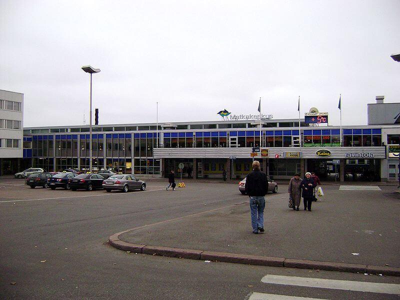 kouvolan-matkakeskus